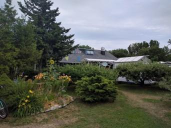 Toronto Island Cafe Photo