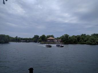 Boats on Toronto Island