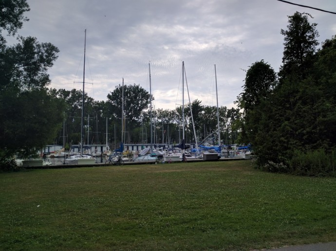 Toronto Island Yacht Club