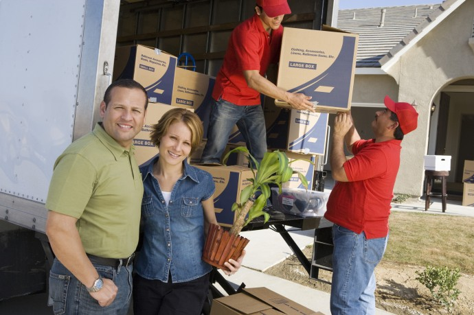 TOP 5 Toronto Moving Companies