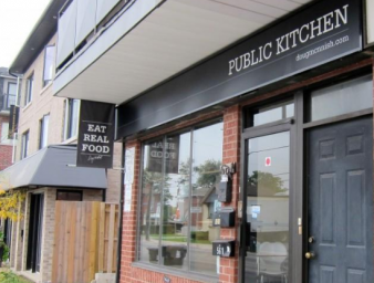 Doug's Public Kitchen