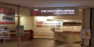 MCI The Doctor's Office Royal Bank Plaza