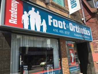 Academy Foot and Orthotic Clinics